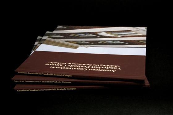 Vanderbilt Project Book