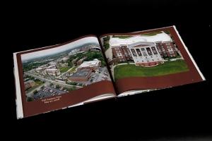 Vanderbilt Project Book - Inside